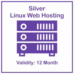 Silver Linux Web Hosting 12...